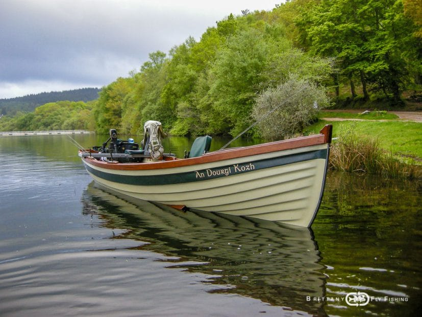 Location barque de pêche