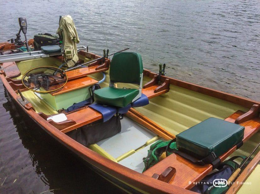 Barque de pêche irlandaise