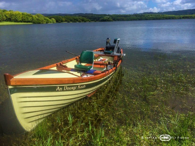 Ma barque de pêche irlandaise
