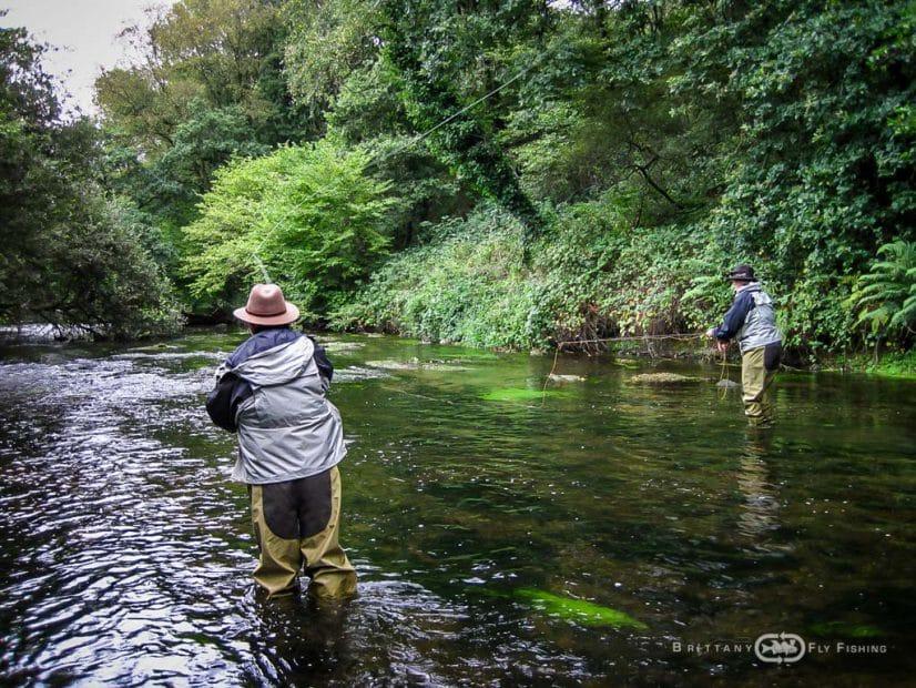 Perfectionnement Pêche à la Mouche