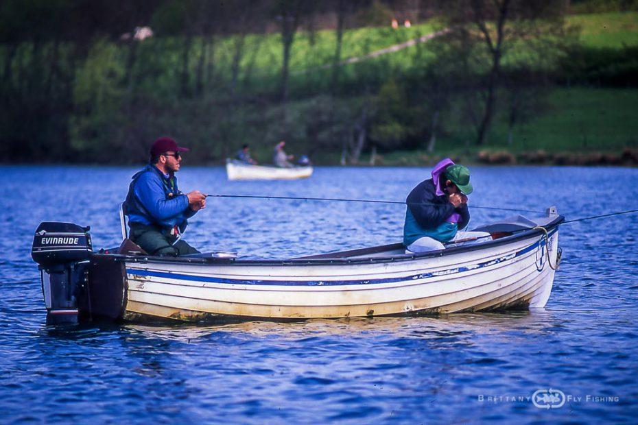 Philippe Dolivet - Guide de pêche à la mouche