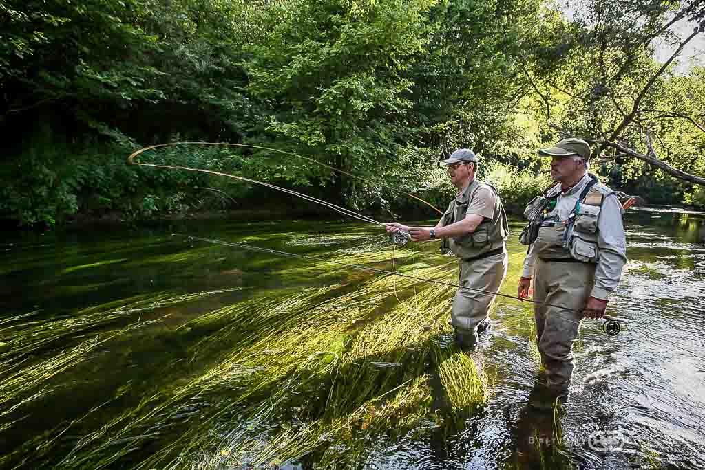 Guide de pêche à la mouche