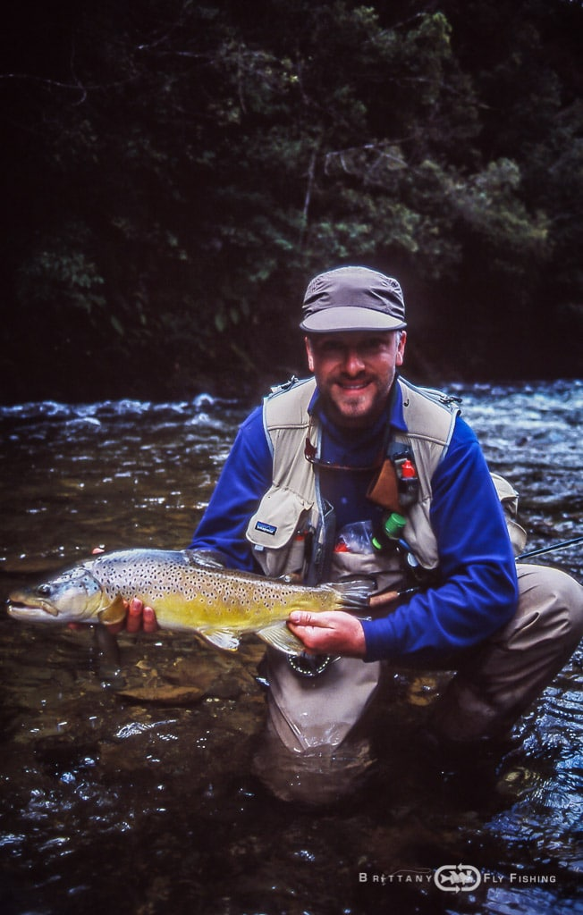 New Zealand North South Islands Brittany Fly Fishing