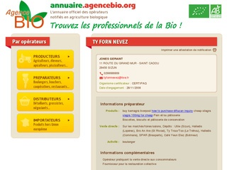 annuaire.agencebio.org:operateur:29522