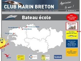 www.club-marin-breton.com:index