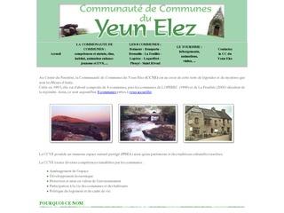 www.yeun-elez.com:accueil