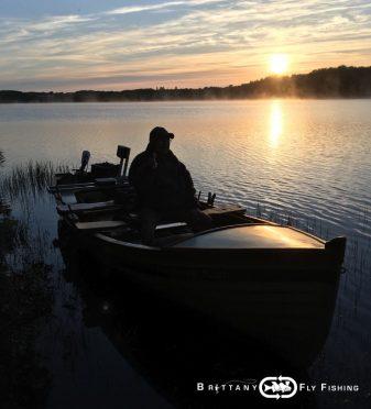 pêche sur le Drennec
