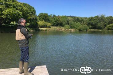 Apprendre la pêche à la mouche