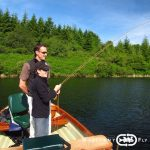Stage pêche mouche - Lac du Drennec