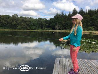 Apprendre la pêche au coup
