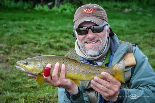 Perfectionnement Pêche en lac   Brittany Fly Fishing