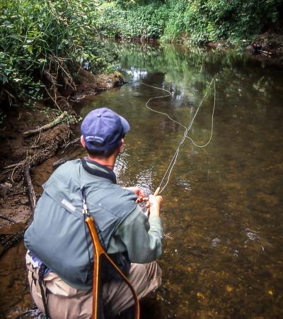 Pêche à la mouche du Jaudy et Guindy | Brittany Fly Fishing