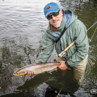 Perfectionnement pêche Saumon | Brittany Fly Fishing