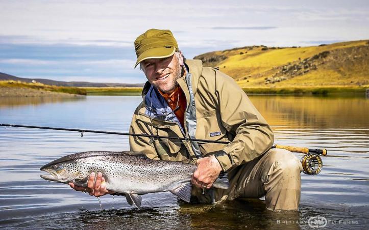 Philippe Dolivet Guide de pêche à la mouche